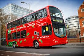 London Hybrid Bus