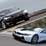 Tesla Model S ranked against Mercedes-Benz S550
