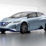 Nissan IDS driver-less car