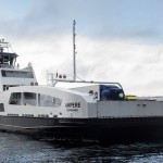 Battery-Powered Ferry