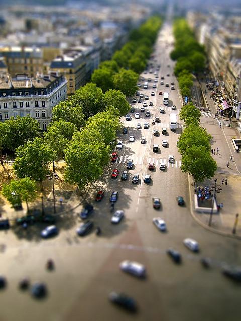 Paris climate conference electric vehicles